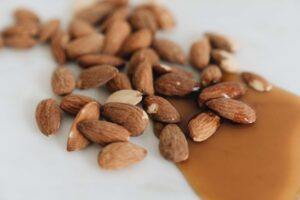 ALMONDS - healthy food for weight loss