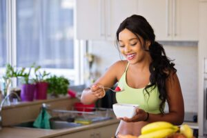How to eat healthy while pregnant