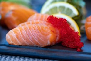 SALMON - healthy food for weight loss