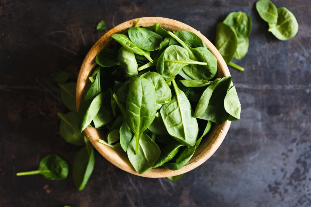 SPINACH for Diabetic diet type 2
