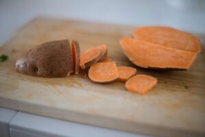 SWEET POTATO - top healthy food for weight loss