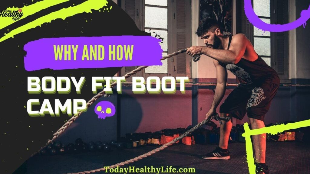 Body fit boot camp